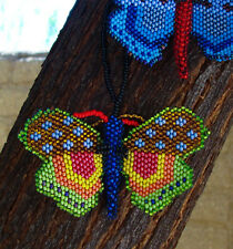 Christmas Ornament Green Handmade Butterfly