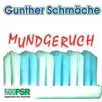 (CD Single) Gunther Schmäche -Mundgeruch, Fasching du lustige Zeit, Wurstmänlied
