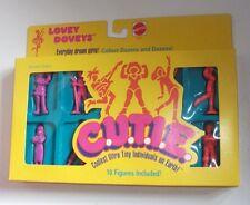 1986 Mattel inc Cutie c.u.t.i.e poupées idDOO doveys girl version de muscle hommes