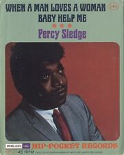 Percy Sledge – When A Man Loves A Woman Hip Pocket Record #12