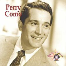 PERRY COMO - Jukebox Memories (CD 2003)