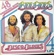 4 LPs / THE BEE GEES / DISCO OLDIES / RARITÄT  /