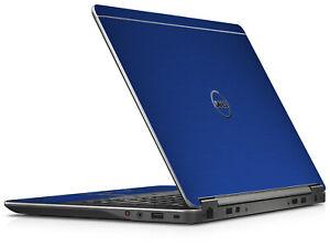 LidStyles Metallic Laptop Skin Protector Decal Dell Latitude E7240