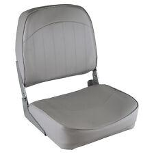 2 EACH MILLENNIUM MARINE BOAT SEATS GREY B100GY