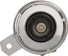Universal Hupe Horn 6V 100dB, 65mm Durchmesser chrom schwarz