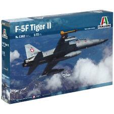 ITALERI F-5F Twin Seater 1382 1:72 Aircraft Model Kit