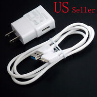 5.3V 2A Charger + Date Sync Cable for Samsung Galaxy Note 3 N9000 S5 i9600