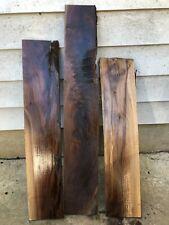 Scrap Beautiful Black walnut lumber