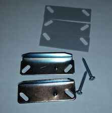 Strike Plate and Shims for Inside Handle or Deadbolt IR-IH-1-STRIKE