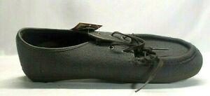 Vans Men's Washboard Shoes (Premium) Grey/Espresso size 12