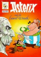 Asterix and the Laurel Wreath (Classic Asterix paperbacks)-ExLibrary