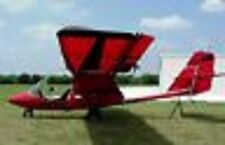 GT 400 Quicksilver Kit Aircraft USA GT400 Airplane Desktop Wood Model Big New