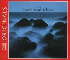 Marvin Welch & Farrar 1971  The Originals   (CD}   New