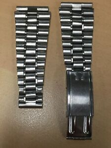 Montre Watch Omega Bracelet Strap Flightmaster 145013 1159