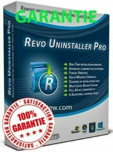 Revo Uninstaller Pro - Version 4.4.0 - Full Activation - Fast Delivery