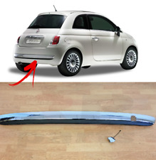 FOR FIAT 500 (312) 07-15 NEW REAR BUMPER MOLDING COMPLETED FULL SET