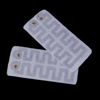 2X 3.7V Usb powered heated pads winter warm gloves electric hand warmer pads XJH