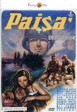 Dvd PAISA' - (1946) ***Roberto Rossellini*** ......NUOVO