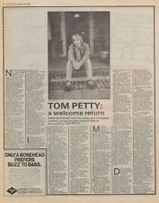 Tom Petty Interview/article 1980