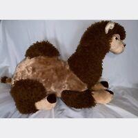 "Camel Plush Stuffed Animal 28"" Jumbo Hugfun Nursery Decor Christmas Nativity"