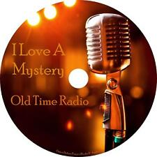 I Love A Mystery Old Time Radio Show OTR 221 Episodes on 1 MP3 DVD Free Shipping