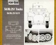 HOBBYBOSS carri armati catene tracks modello sd.kfz.251 - KIT - 1:35 Kit Nuovo Ovp Suggerimento