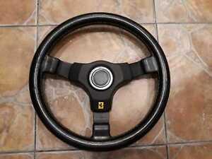 Personal Ferrari 208 250 308 365 GTB 328 Dino leather steering wheel