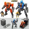Kids Toy MFT Lost Planet Hall of Power Armor Suit Action Figure Robot DA-21 22