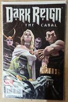 Dark Reign: The Cabal # 1 Jun 2009 Marvel Loki Sub-Mariner Osborn Dr Doom NM