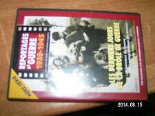 Reportages de guerre 1939-1945 DVD n° HS Mai juin 1940 derniers jour drole ....