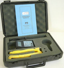 Digital Type K Lab or Workshop Thermometer Pacer PT2000,  0-2000F w/ 12-ft cable