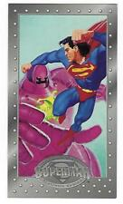 Superman The Man of Steel Platinum Series Collector's Edition PROMO card #SC1