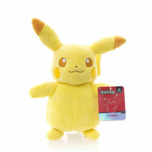 """Pokemon - Pikachu Tonal 8"""" DELUXE PLUSH TOY LIMITED EDITION Authentic *NEW*"""