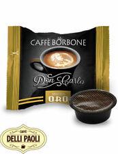Caffè Borbone Don Carlo ORO box 100 capsule compatibili A Modo Mio
