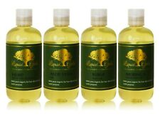 8 oz PREMIUM 100%PURE NATURAL ORGANIC CARRIER OIL COLD PRESSED REFINED UNREFINED