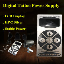 Tattoo Netzteil LCD Digital Tattoo Netzgerät Hurricane Stromversorgung DHL