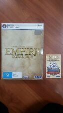 Empire: Total War Special Forces Edition (PC: Windows, 2009) + Downloadable Unit