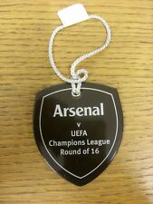 19/02/2013 Ticket: Arsenal v Bayern Munich [Champions League] [A La Carte Restau