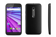 Open Box Motorola Moto G XT1543 DUAL SIM (3rd Gen)-8GB Factory Unlocked (Black)