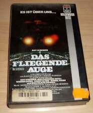 VHS - Das fliegende Auge ( Blue Thunder ) - Roy Scheider - 1983 - Videokassette