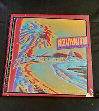 AZYMUTH Telecommunication MILESTONE Vinyl LP Jazz Fusion Funk Smooth Jazz...535a
