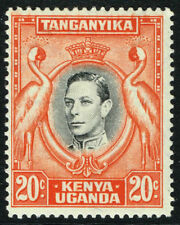 British KUT Single Stamps