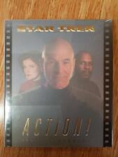 Star Trek Collectable Action Book