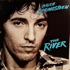 Bruce Springsteen 'The River' Promo Album Flat/Poster Mint! 1980