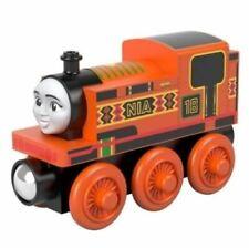Thomas the Tank Engine - Wooden Railway Engine Vehicle - Nia