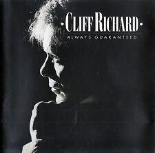 CLIFF RICHARD : ALWAYS GUARANTEED / CD