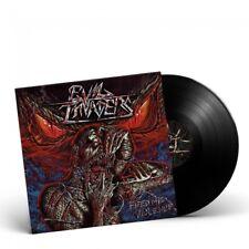 EVIL INVADERS - Feed Me Violence (NEW*LIM.180 gr. BLACK VINYL*SPEED METAL)