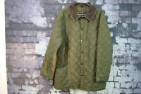 Mens Barbour Green Jacket size See Description No.Z564 22/10