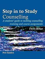 Step in to Study Counselling (Steps in Counselling Series) - Third Edition