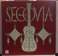 Segovia Golden Jubilee Record DXJ148